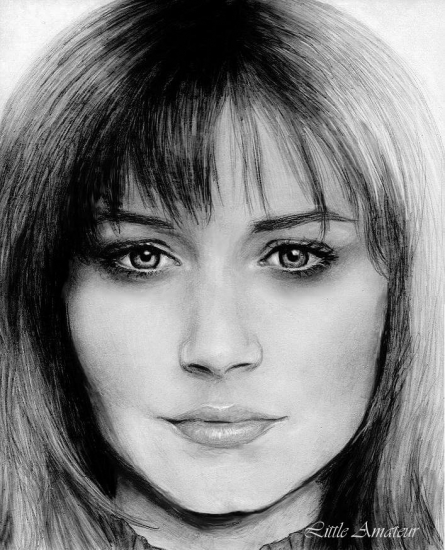 Alexis Bledel by Little_Amateur